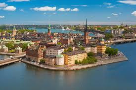 شهرهای سوئد