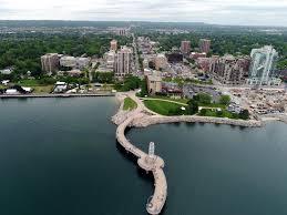 شهرهای مهم کانادا انتاریو