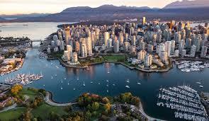 شهرهای مهم کانادا ونکوور